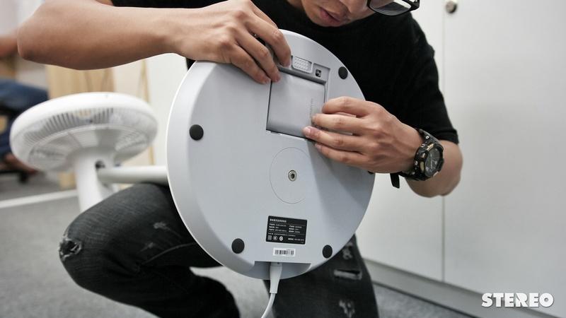 Trải nghiệm Xiaomi Mi Smart Fan: Đến quạt cũng phải thông minh!