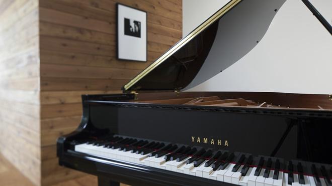Yamaha giới thiệu đàn piano Disklavier ENSPIRE tích hợp MusicCast không dây