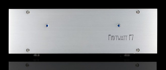 First Watt ra mắt ampli công suất F7 mới, giá 3.000USD