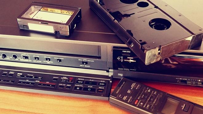 Vĩnh biệt băng từ, băng VCR !!!