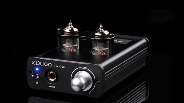 xDuoo ra mắt ampli đèn TA-02SJ dành cho tai nghe, đáp ứng 600Ohm