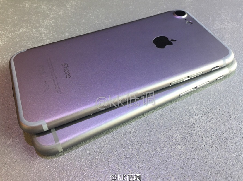 Lại lộ video iPhone 7 so dáng iPhone 6S