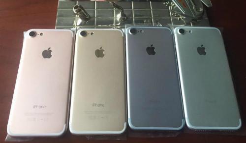 iPhone 7 tiếp tục lộ diện, màu đen đâu mất rồi?