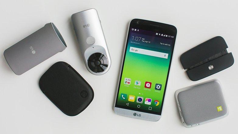 Flagship G5 thất bại, LG sẽ rút khỏi thị trường di động?