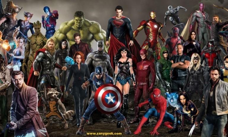 Thỏa mãn với loạt trailer mới từ Marvel và DC