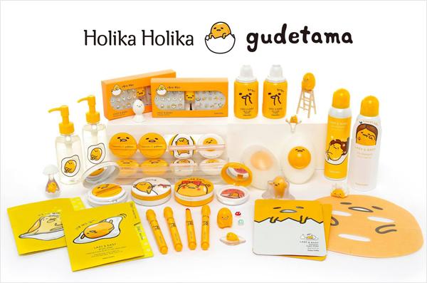 Cậu em mới của HelloKitty, Gudetama – quả trứng lười nhất thế giới