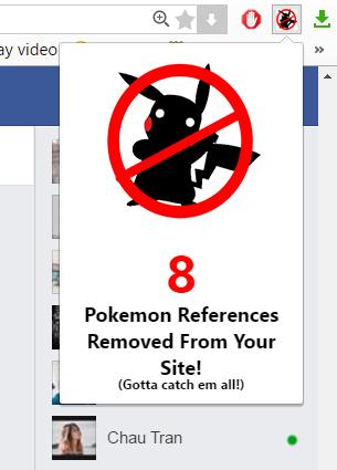 """""""Chán ngấy"""" Pokemon Go? Hãy thử cách này để không phải thấy nữa!"""