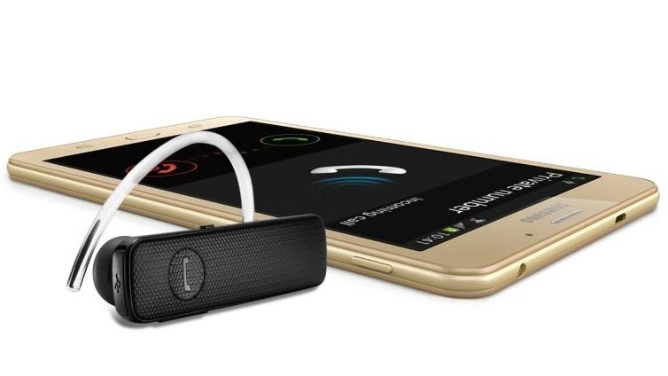 Galaxy J Max ra mắt: Màn hình 7 inch, cấu hình thấp, giá hơn 4 triệu
