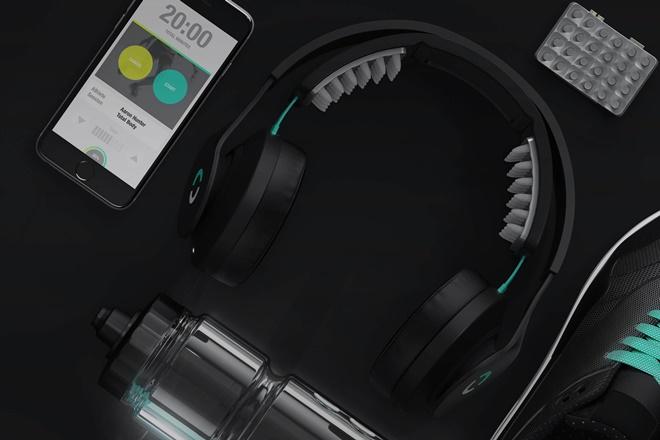 Halo Sport: tai nghe kích thích não, tăng hiệu quả thể thao
