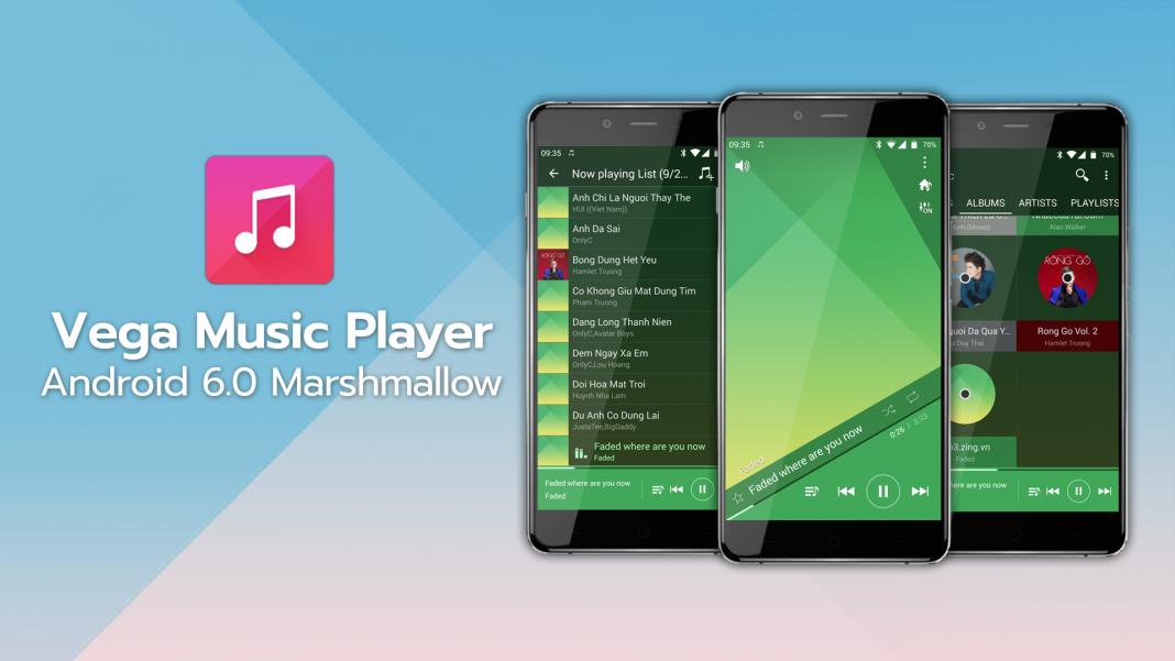 Mang trình nghe nhạc của SKY IM-100 lên Android 6.0