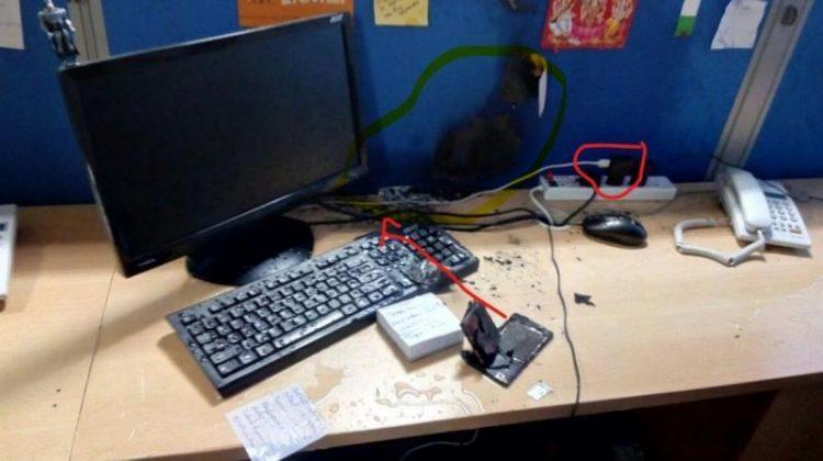 Xiaomi Mi 4 đột nhiên phát nổ, người dùng hoảng loạn