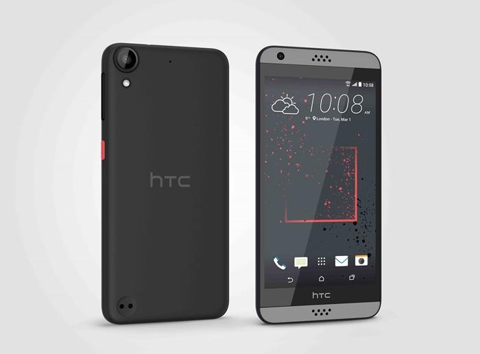 HTC Desire 630 phân phối rộng rãi: Giá 4 triệu, kèm nhiều quà tặng