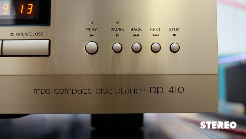 Đánh giá đầu CD/SACD/DAC hi-end Accuphase DP 410: Được cả lượng lẫn chất