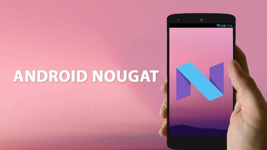 """Android 7.0 Nougat bắt đầu được tung ra, LG V20 """"vui ké"""""""
