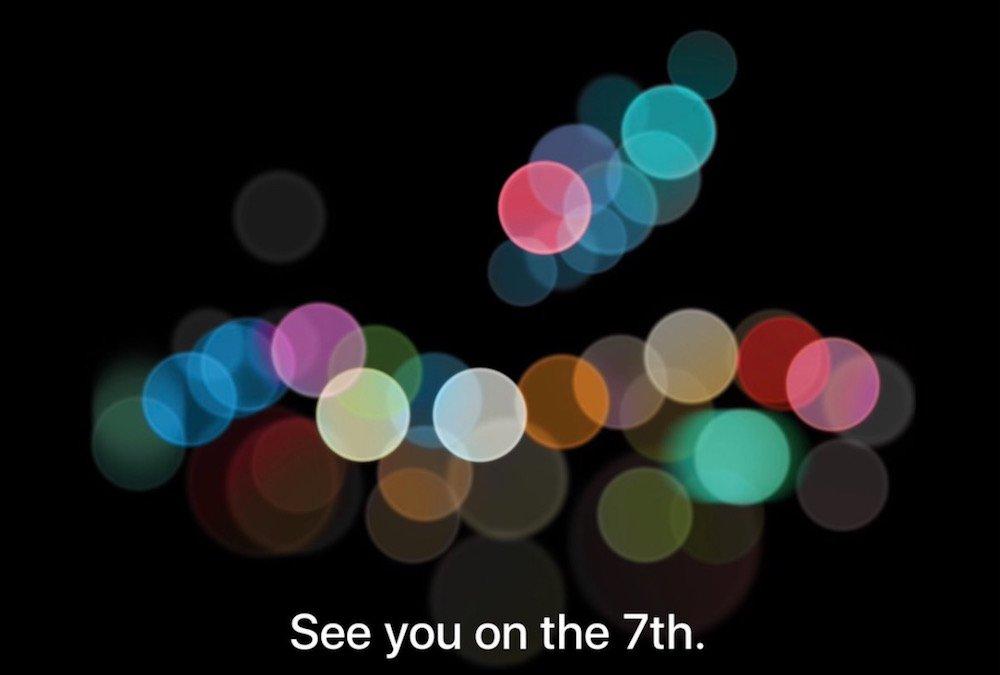 Chính thức: iPhone 7 sẽ ra mắt vào 7/9