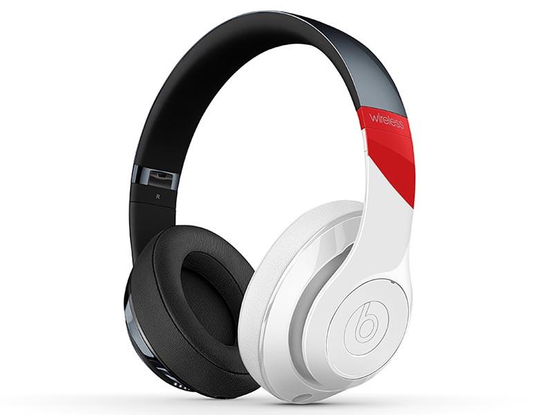 Beats ra mắt Studio Wireless Unity Edition, lấy cảm hứng từ màu quốc kì