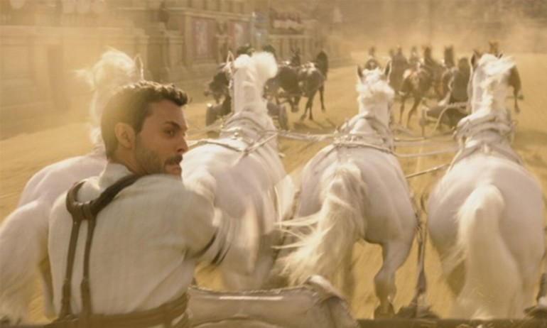 Ben-Hur: Tượng đài sử thi làm thổn thức khán giả hiện đại
