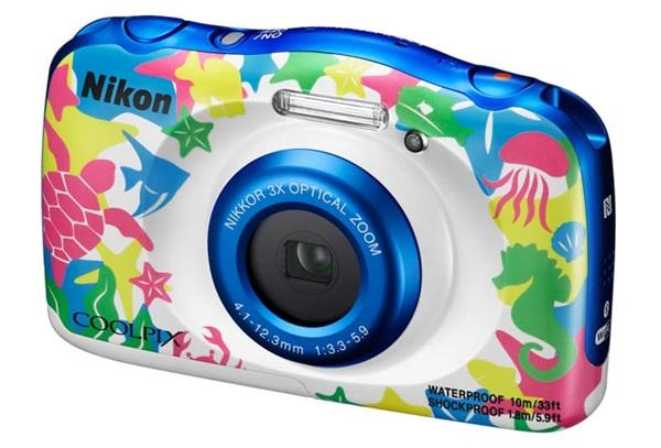 Camera Coolpix W100: Thân thiện và bền bỉ trên từng hành trình du lịch