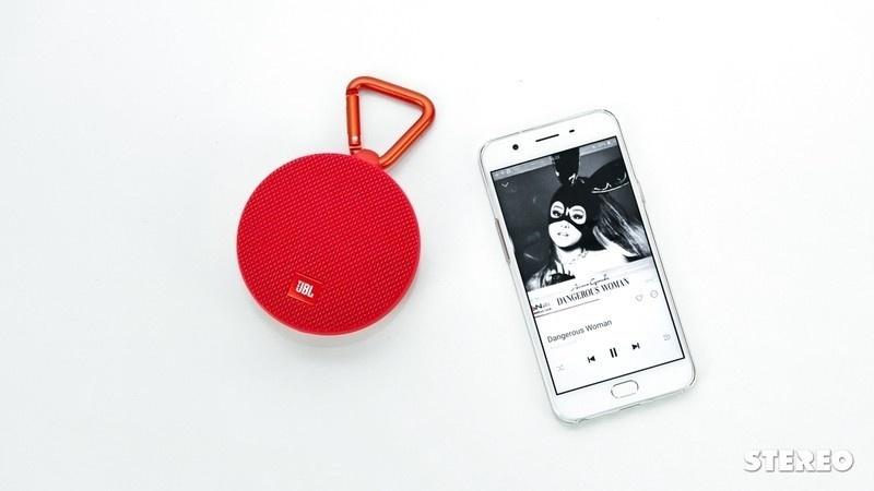 Đánh giá loa di động JBL Clip2: đẹp, hoàn thiện tốt, âm thanh ấn tượng