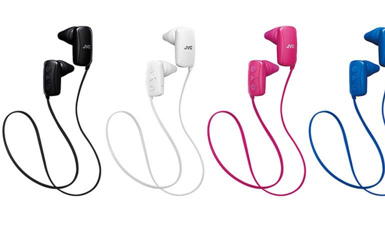 JVC ra mắt tai nghe Bluetooth thể thao chất lượng cao HA-EB10BT