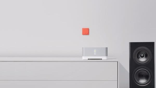 Logitech Pop: Điều khiển cả căn nhà chỉ bằng một nút bấm