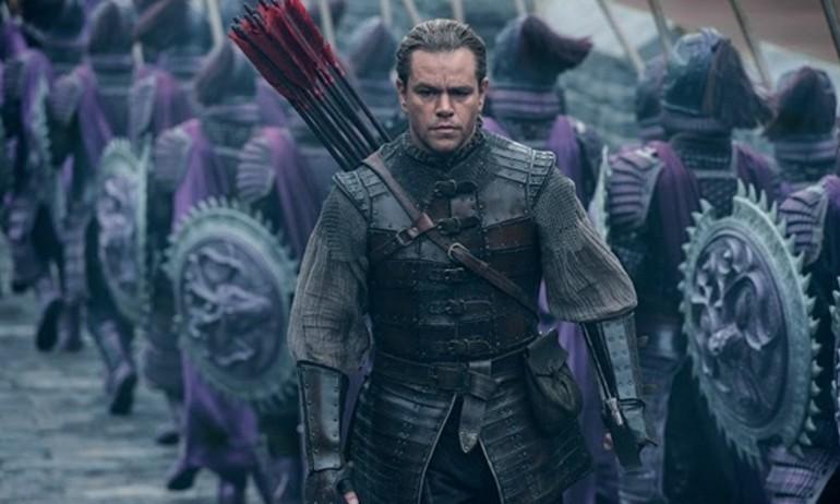 """Matt Damon khác lạ trong """"The Great Wall"""" của Trương Nghệ Mưu"""