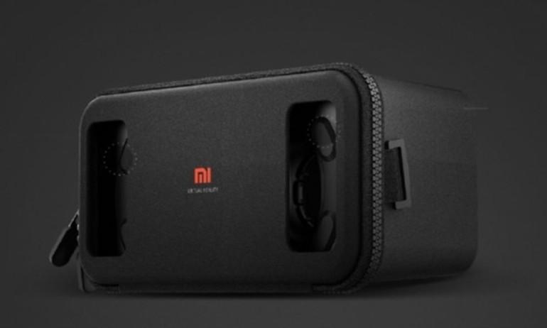 """Mi VR Play: Xiaomi ra mắt phiên bản """"nâng cấp"""" của Google Cardboard"""