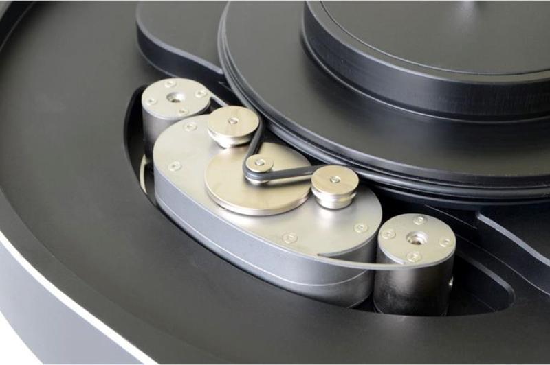 Thales Tonarm ra mắt mâm đĩa nhựa chạy pin TTT-Compact II