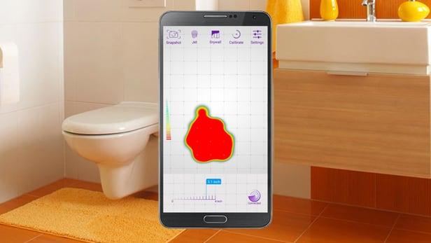 """WalabotDIY: Thấu hiểu căn nhà nhờ ứng dụng """"nhìn xuyên tường"""""""