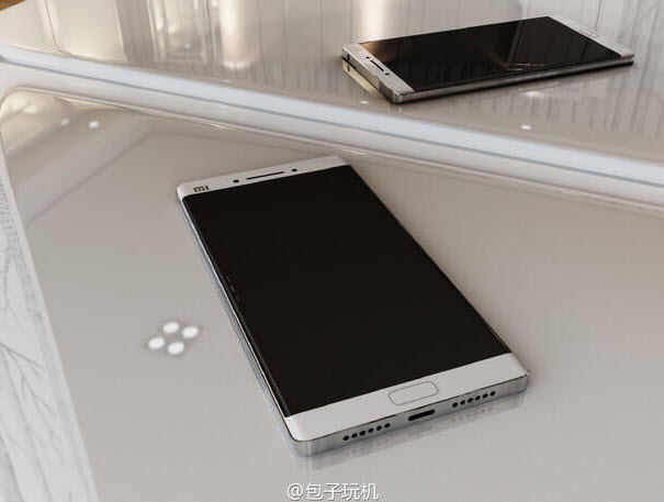 Xiaomi Mi Note 2 lộ diện: Note 7 phiên bản Trung Quốc!