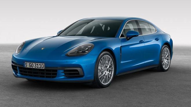 Burmester ra mắt dàn âm thanh 3D cho Porsche Panamera thế hệ 2