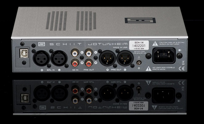 Schiit ra mắt bộ Ampli tai nghe tích hợp DAC Jotunheim