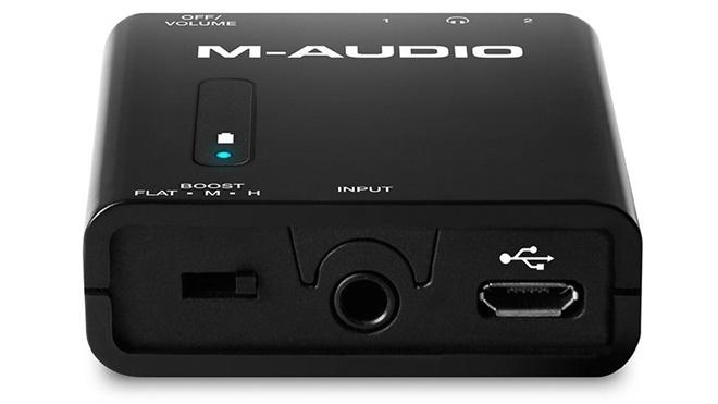 M-Audio ra mắt ampli tai nghe mang tên Bass Traveler giá tốt