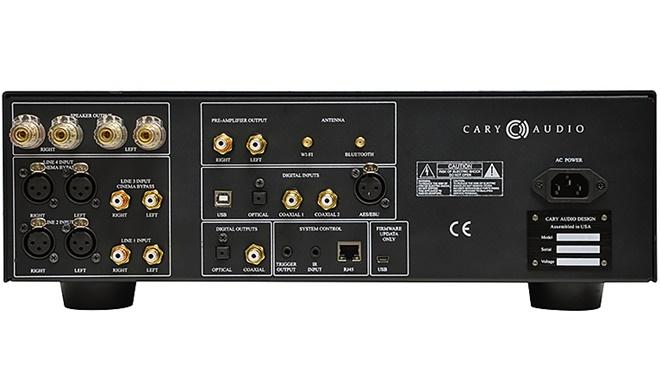 Cary Audio giới thiệu ampli tích hợp SI-300.2d, giá gần 140 triệu