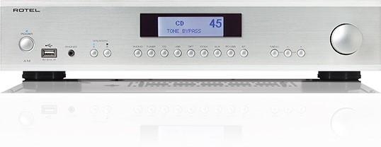 Rotel giới thiệu dòng ampli tích hợp và đầu CD 14 Series