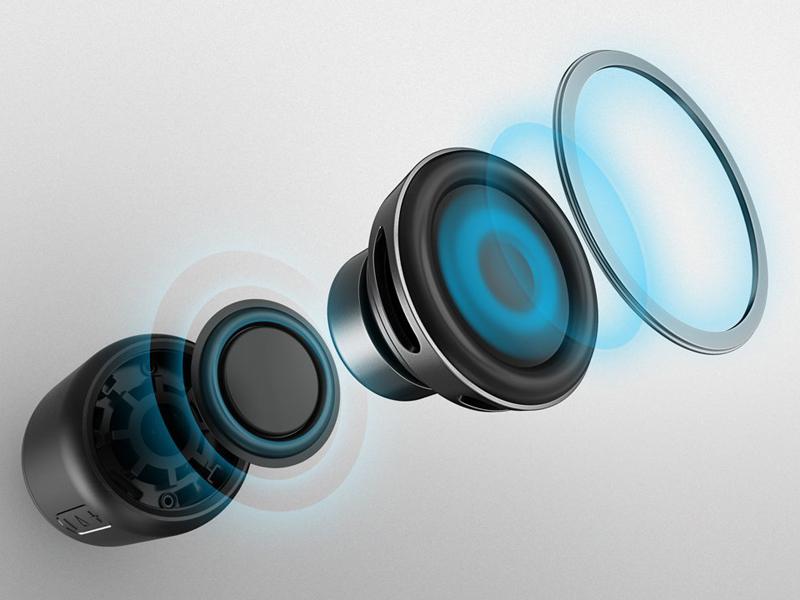 Anker ra mắt loa SoundCore mini siêu nhỏ, đọc được thẻ microSD