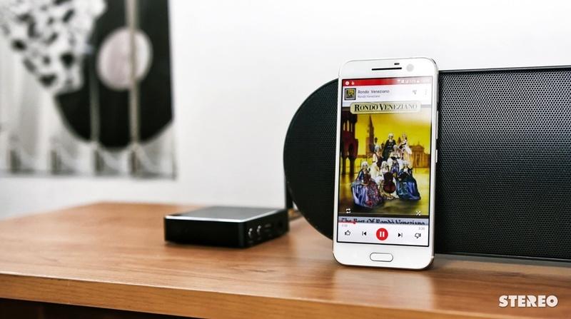 Đánh giá chơi nhạc không dây chuẩn Hi-Res với AirPlay trên HTC 10