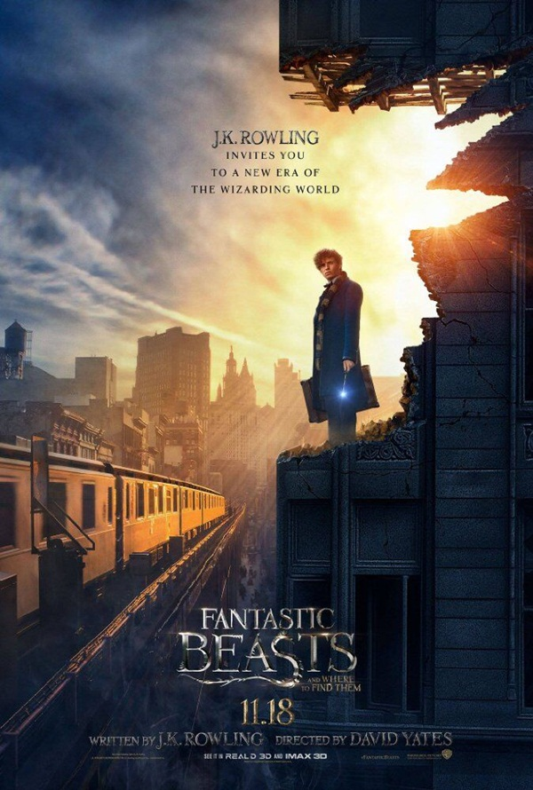 Fantastic Beasts and Where to Find Them: Khi chiếc vali bật mở