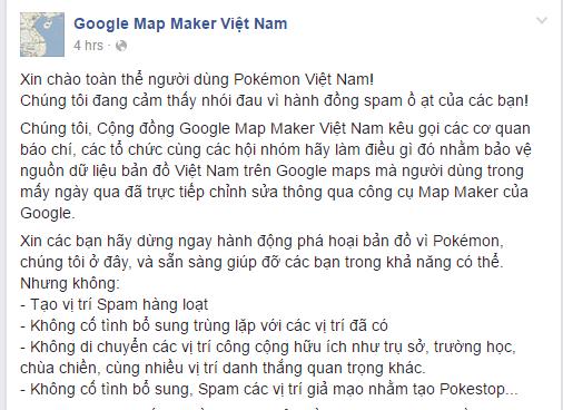 Người chơi Pokemon Go đã phá hoại Google Maps như thế nào?