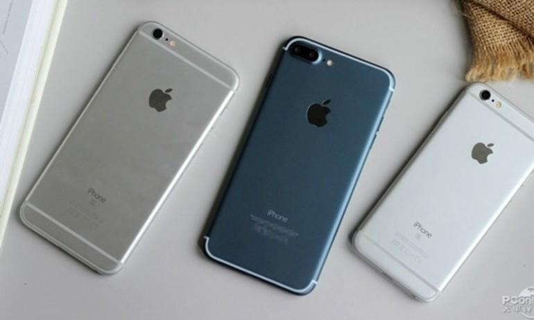 iPhone 7 Plus màu xanh xám: Sự lôi cuốn kì diệu!