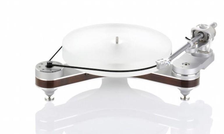 Clearaudio ra mắt phiên bản rẻ hơn của mâm đĩa nhựa Innovation