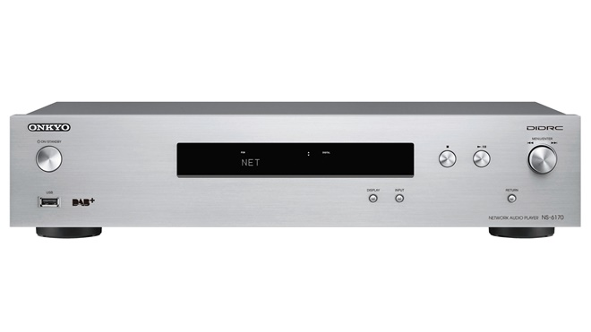 Onkyo ra mắt 2 music server tích hợp DAC NS-6130 và NS-6170