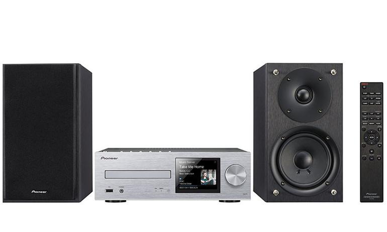 Pioneer ra mắt X-HM76 – đầu đọc CD đa năng tích hợp ampli