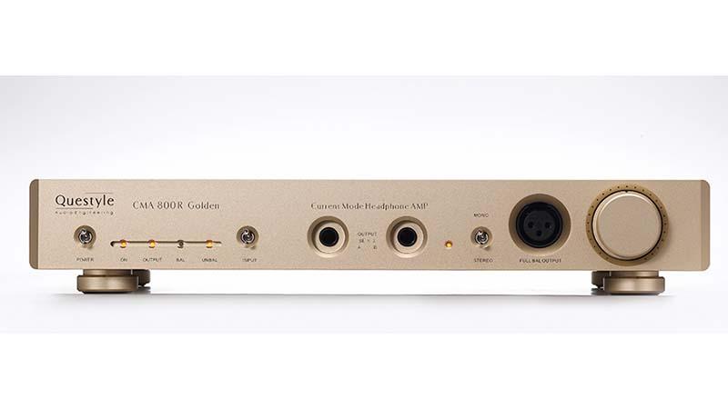 Questyle ra mắt trọn bộ DAC, preamp và ampli cao cấp dành cho tai nghe