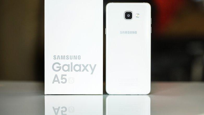 Samsung đón đầu 2017 với Galaxy A5 thế hệ mới
