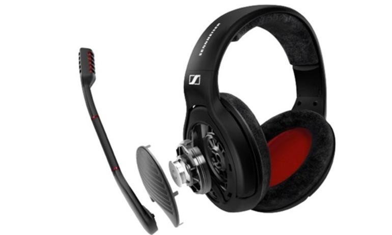 Sennheiser ra mắt tai nghe chơi game PC 373D, âm thanh vòm 7.1 Dolby