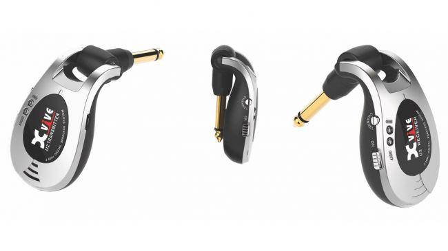 Xvive ra mắt hệ thống micro không dây siêu gọn U2 Wireless System