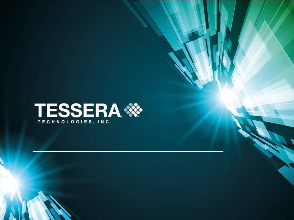 """DTS và Tessera Technologies chính thức """"về chung một nhà"""""""