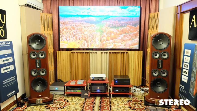 Toàn cảnh sự kiện trình diễn âm thanh tại Majestic Tp HCM