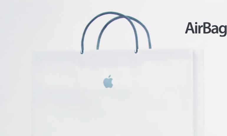 Hết đồ điện tử, Apple còn muốn làm… túi thông minh
